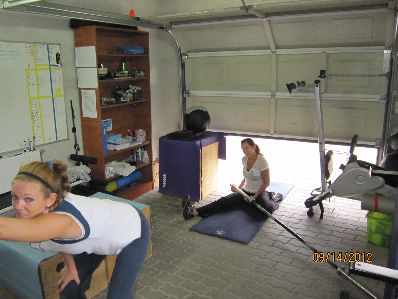 Photo gallery giffords garage gym